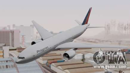 Boeing 777-200LR Philippine Airlines for GTA San Andreas