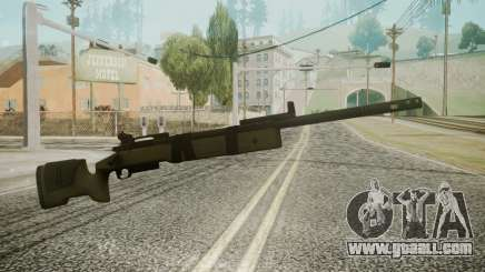 M40A5 Battlefield 3 for GTA San Andreas