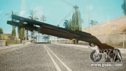 Shotgun by EmiKiller for GTA San Andreas
