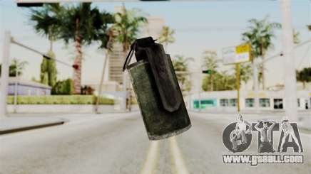 Grenade from RE6 for GTA San Andreas