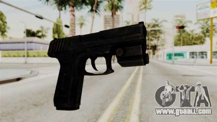 Colt 45 from RE6 for GTA San Andreas