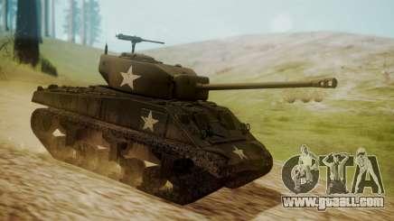 M4A3(76)W Sherman for GTA San Andreas