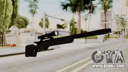 Rifle from RE6 for GTA San Andreas