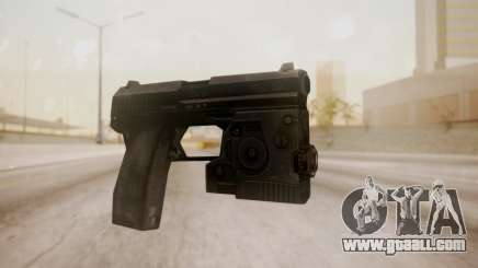 USP 45 from CoD MW for GTA San Andreas