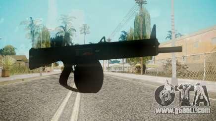 Combat Shotgun by EmiKiller for GTA San Andreas
