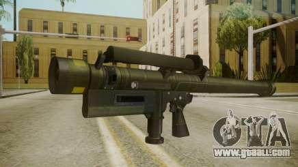Atmosphere Stinger v4.3 for GTA San Andreas