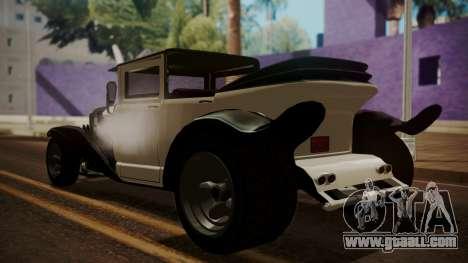 GTA 5 Albany Franken Stange IVF for GTA San Andreas left view