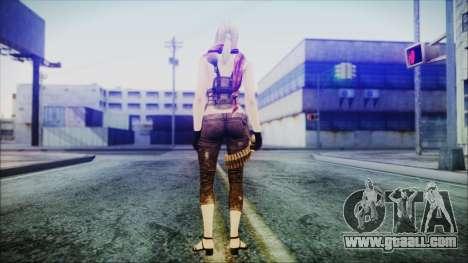 Mila from Counter Strike for GTA San Andreas third screenshot