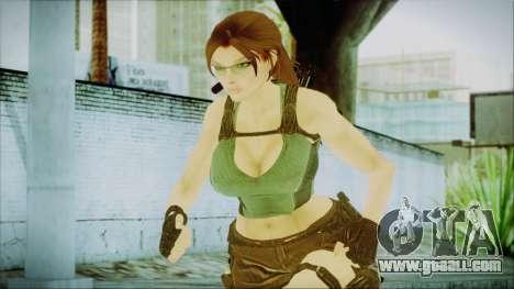 Lara v1 for GTA San Andreas