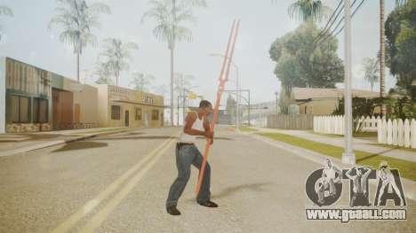 Spear of Longinus for GTA San Andreas second screenshot