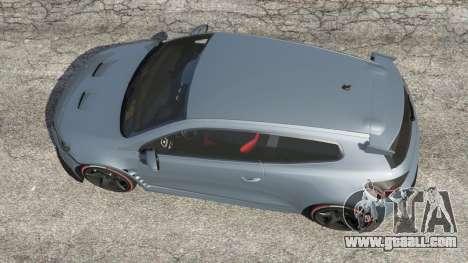 Volkswagen Scirocco for GTA 5