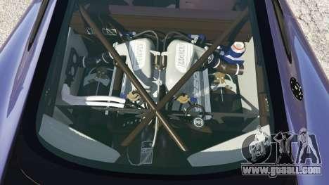 Jaguar XJ220 v0.9 for GTA 5