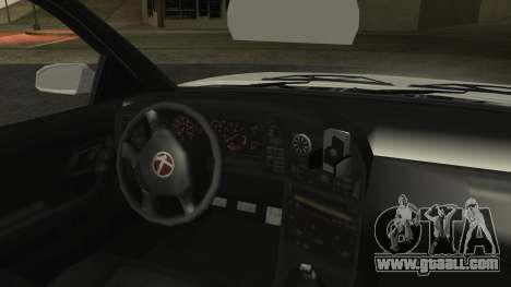GTA 5 Karin Intruder IVF for GTA San Andreas right view
