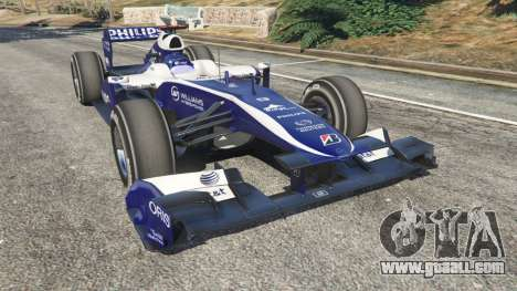 Williams FW32 for GTA 5
