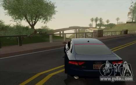 Amazing Graphics for GTA San Andreas second screenshot