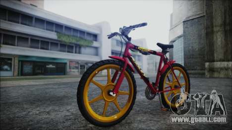 Mtbike HD for GTA San Andreas