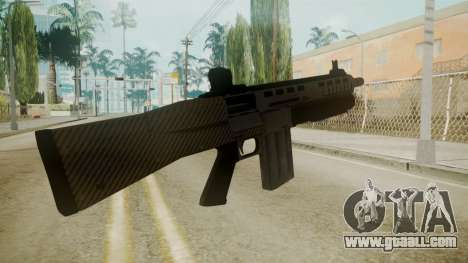 GTA 5 Combat Shotgun for GTA San Andreas third screenshot