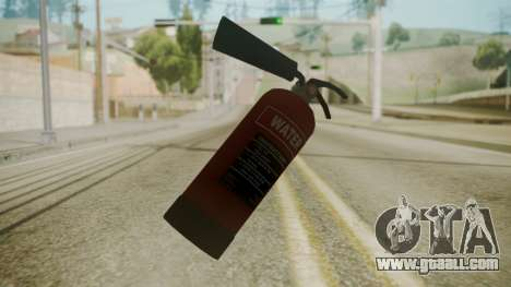 GTA 5 Fire Extinguisher for GTA San Andreas second screenshot
