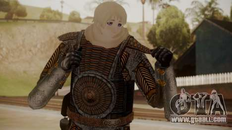 Boyar Knight - 17th Century for GTA San Andreas