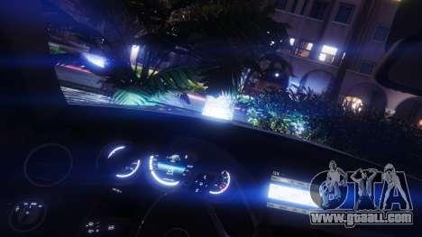 Mercedes-Benz C63 AMG v1 for GTA 5
