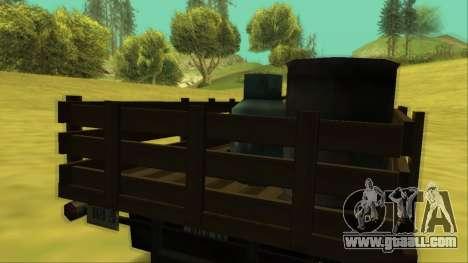 Voodoo El Camino v2 (Truck) for GTA San Andreas engine