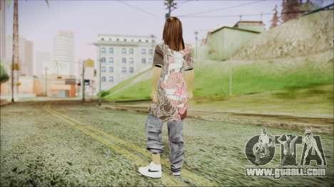Home Girl Chola 3 for GTA San Andreas third screenshot