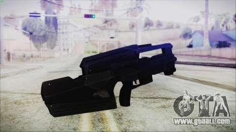 VA-1810X Sub Machine Gun for GTA San Andreas second screenshot