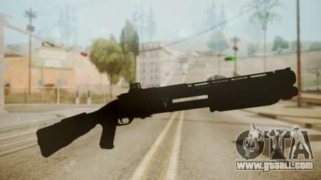 CQC-11 Combat Shotgun for GTA San Andreas