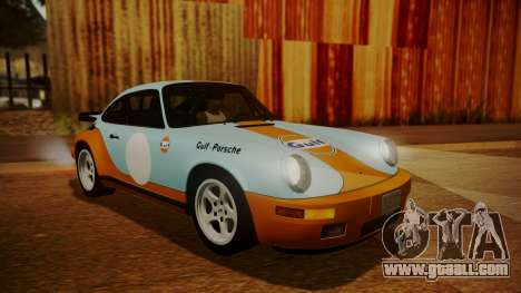RUF RUF RUF Ctr yellowbird (911) 1987 АПП IVF for GTA San Andreas wheels
