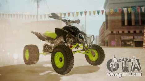 Honda TRX450 Quad for GTA San Andreas