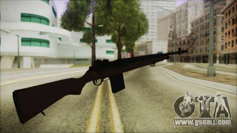 H&R Arms M14 for GTA San Andreas second screenshot