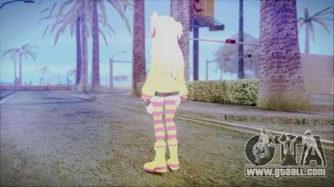 Spika [Pangya] for GTA San Andreas third screenshot