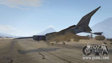 GTA 5 Batwing fourth screenshot