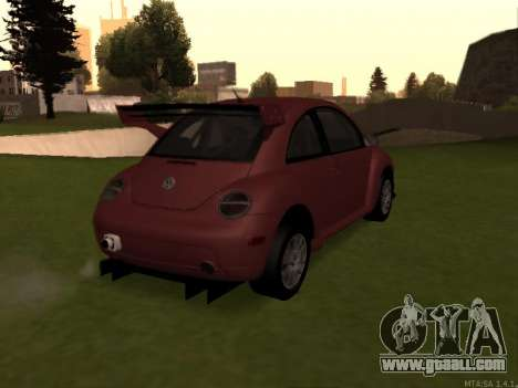 VW New Beetle 2004 Tunable for GTA San Andreas right view
