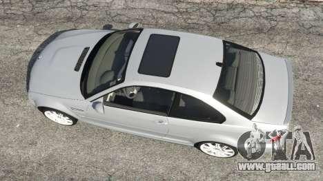 BMW M3 (E46) for GTA 5