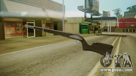 GTA 5 Rifle for GTA San Andreas third screenshot