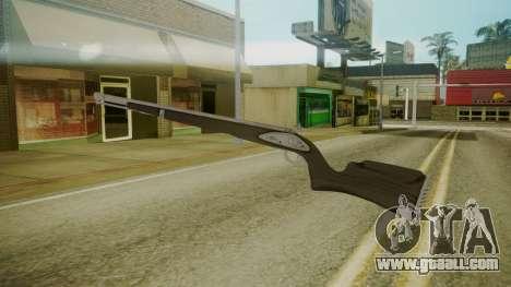 GTA 5 Rifle for GTA San Andreas third screenshot