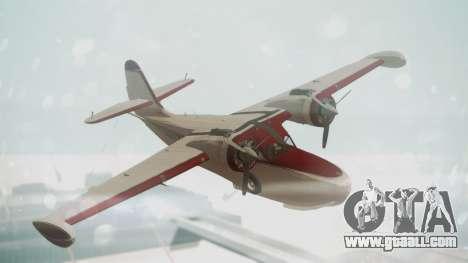 Grumman G-21 Goose VHIRM for GTA San Andreas