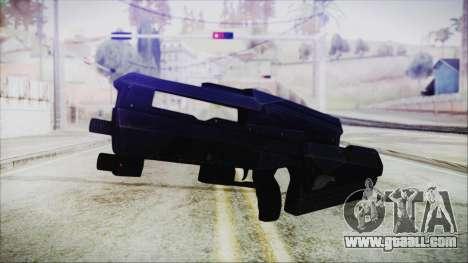 VA-1810X Sub Machine Gun for GTA San Andreas