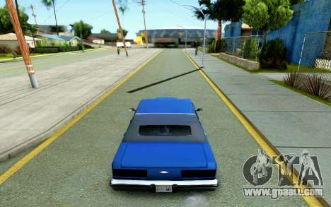 ENB for Medium PC for GTA San Andreas eighth screenshot