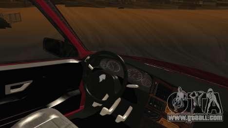 Ikco Arisun for GTA San Andreas right view