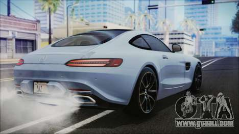 Mercedes-Benz AMG GT 2016 for GTA San Andreas left view