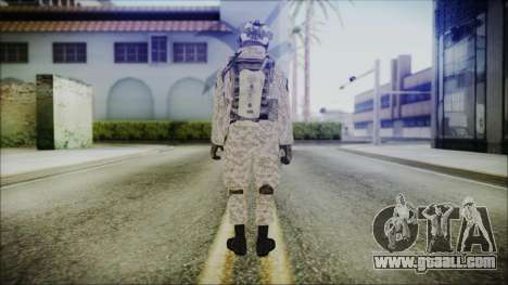 CODE5 Afghanistan for GTA San Andreas third screenshot