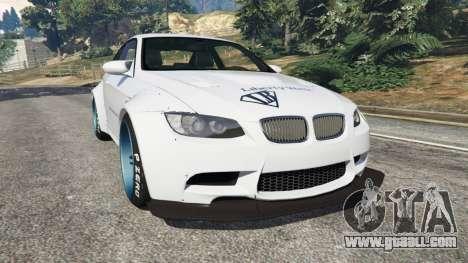 BMW M3 (E92) [LibertyWalk] v1.1 for GTA 5