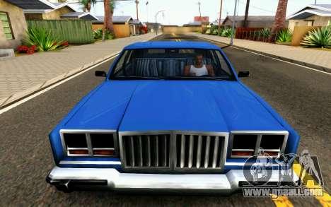 ENB for Medium PC for GTA San Andreas second screenshot