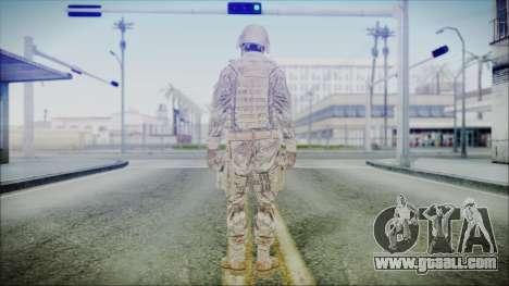 CODE5 India for GTA San Andreas third screenshot