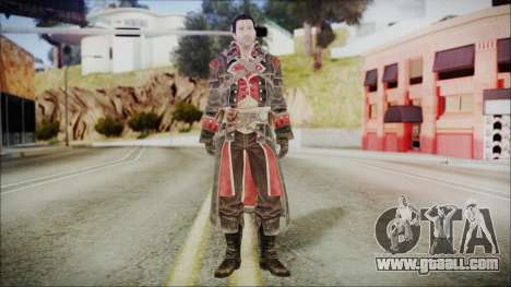Shay Patrick Cormac - Assassins Creed Rogue for GTA San Andreas second screenshot