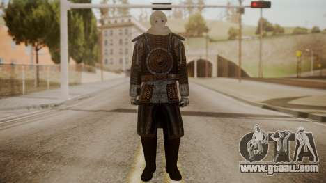 Boyar Knight - 17th Century for GTA San Andreas second screenshot