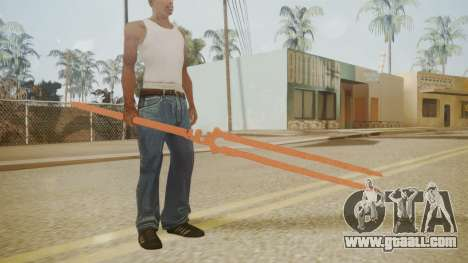 Spear of Longinus for GTA San Andreas