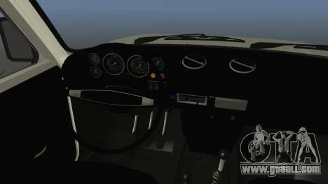 VAZ 2121 Niva 1600 IVF APT for GTA San Andreas bottom view